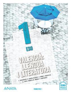 Valencià: llengua i literatura 1.