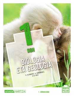 Biologia eta Geologia 1.