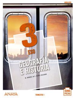 Geografía e Historia 3. (Trimestres - Colegios Bilingües)