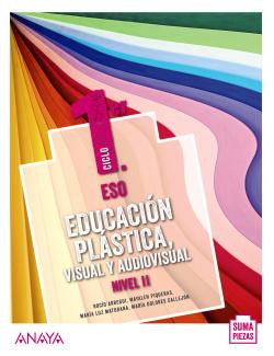 Educación Plástica, Visual y Audiovisual. Nivel II. (Opción no fungible)
