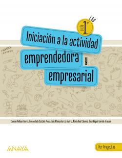 Iniciación a la actividad emprendedora y empresarial. Por Proyectos.