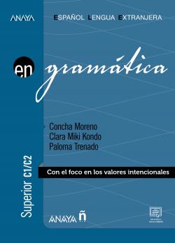 Anaya ELE EN Gramática C1/C2