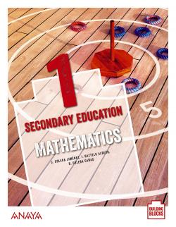 Mathematics 1. Student's Book