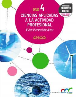 Ciencias Aplicadas a la Actividad Profesional 4. NUEVO PROYECTO DIGITAL.