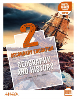 Geography and History 2. Student's Book
