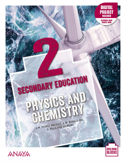 Physics and Chemistry 2. Student's Book