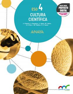 Cultura Científica 4. NUEVO PROYECTO DIGITAL.