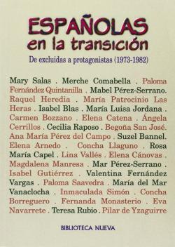 ESPAÑOLAS EN LA TRANSICION