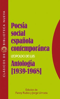 POESIA SOCIAL ESPAÑOLA CONTEMPORANEA