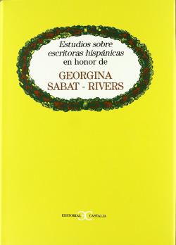 HOMENAJE GEORGINA SABAT-RIVERS