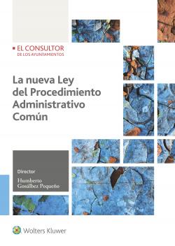 La nueva ley del procedimiento adminstrativo común
