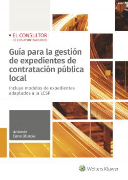 GUÍA PARA GESTIÓN DE EXPEDIENTES CONTRATACIÓN PÚBLICA LOCAL
