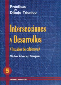 PRACT.DIBUJO TECNICO 5.INTERSECCIONES Y DESARROLLODON