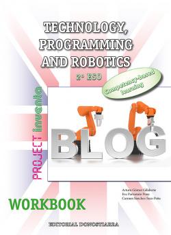 (16).TECHNOLOGY 2ºESO WORKBOOK PROGRAMMING ROBOTIC (INVENTA