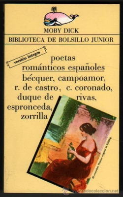 Poetas románticos españoles