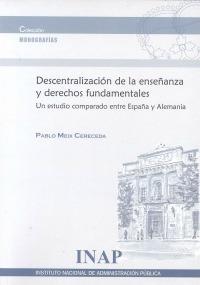 Descentralizacion de la enseñanza y derechos fundamentales