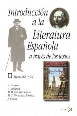 Introducción a la literatura española a través de los textos II