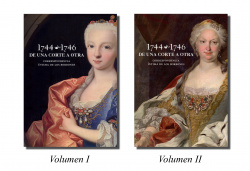 1744-1746 de una corte a otra