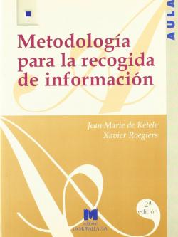 Metodología para la recogida de información