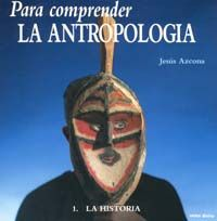 Para comprender antropologia I Historia
