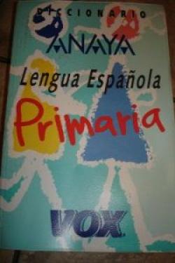 Diccionario de Primaria de la lengua española