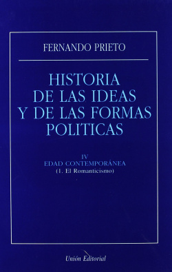 HISTORIA DE LAS IDEAS Y DE LAS FORMAS POLITICAS