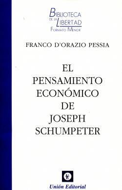 Pensamiento Economico De Joseph Schumpet