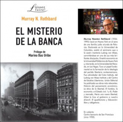 MISTERIO DE LA BANCA
