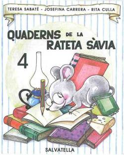 Quadern RATETA SAVIA 4 (maj.)