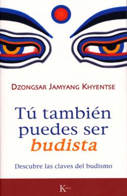 Tú también puedes ser budista