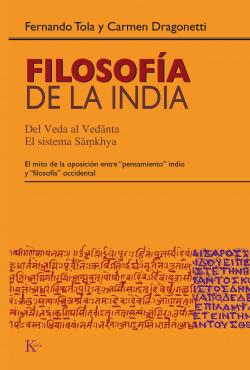 Filosofía de la India