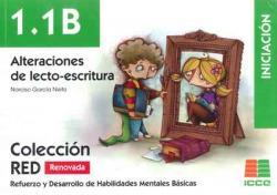 ALTERACIONES DE LA LECTO-ESCRITURA 1.1B