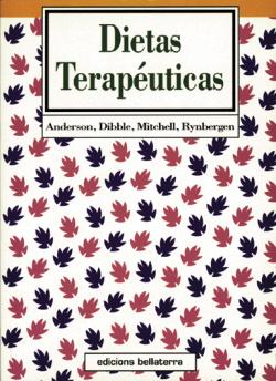 DIETAS TERAPEUTICAS - L. Anderson, M. Dibble y H. Mitchel