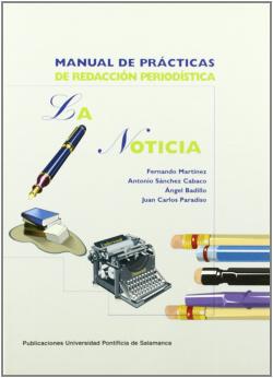 MANUAL DE PRACTICAS DE REDACCION PERIODISTICA