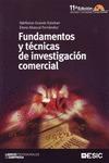 Fundamentos y tecnicas de investigacion comercial