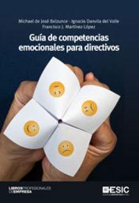 Guía competencias emocionales para directivos
