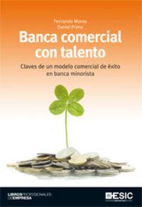 Banca comercial con talento