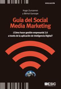 Guía social media marketing