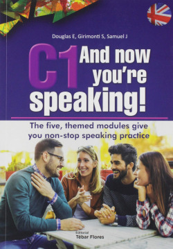 C1 And now you're speaking