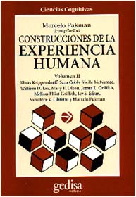 Construcciones De La Experiencia Humana Volii