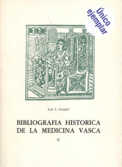 Bibliografía histórica de la medicina vasca II