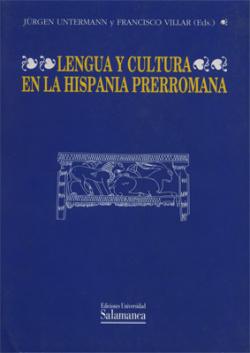 Lengua y cultura en la hispania prerromana