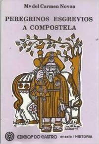 Peregrinos esgrevios a Compostela