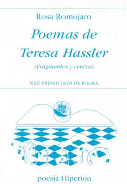 POEMAS DE TERESA HASSLER. (FRAGMENTOS Y CENIZA)