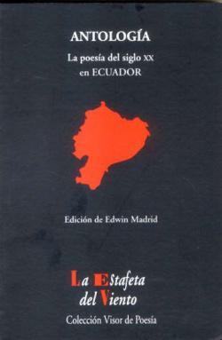 Antología:poesía del siglo XX en Ecuador