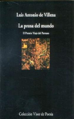 La prosa del mundo