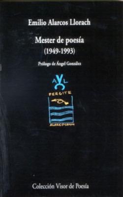 MESTER DE POESIA 1949-1993