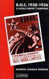 BOC 1930-1936 -BLOQUE OBRERO Y CAMPESIN.