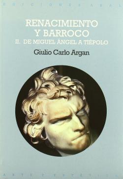 Renacimiento y Barroco II