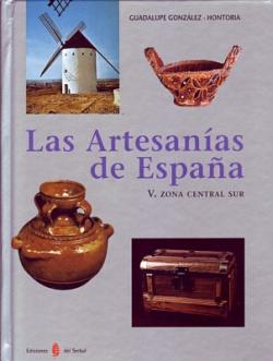 Las artesan¡as de España. Tomo V